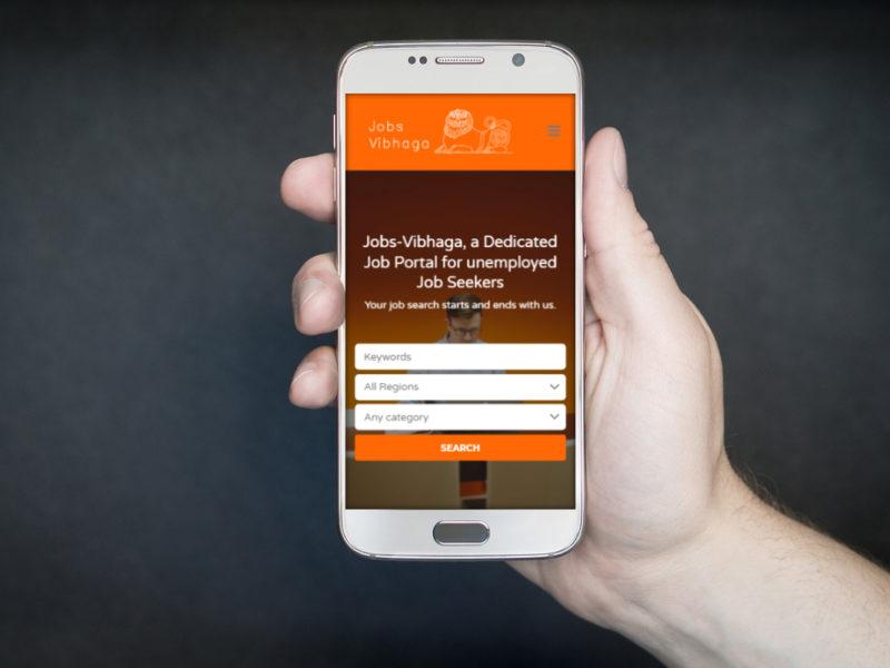 Jobs Vibhaga Android